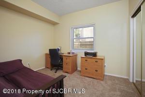 Main floor bedroom 5