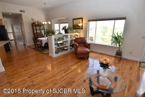Wood Flooring and Picture Windows
