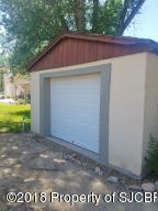 Front of largest storage garage