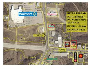 10911 East State Highway 76 Branson West Mo 65737
