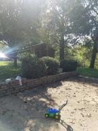 Parker patio