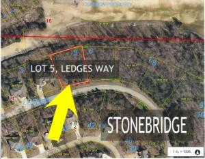 Lot 5 Ledges Branson West Mo 65737