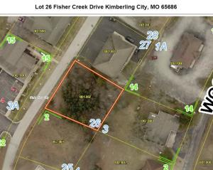 5 Fisher Creek Road Kimberling City Mo 65686