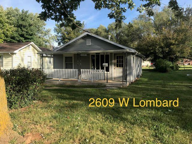 2609 West Lombard Springfield Mo 65802