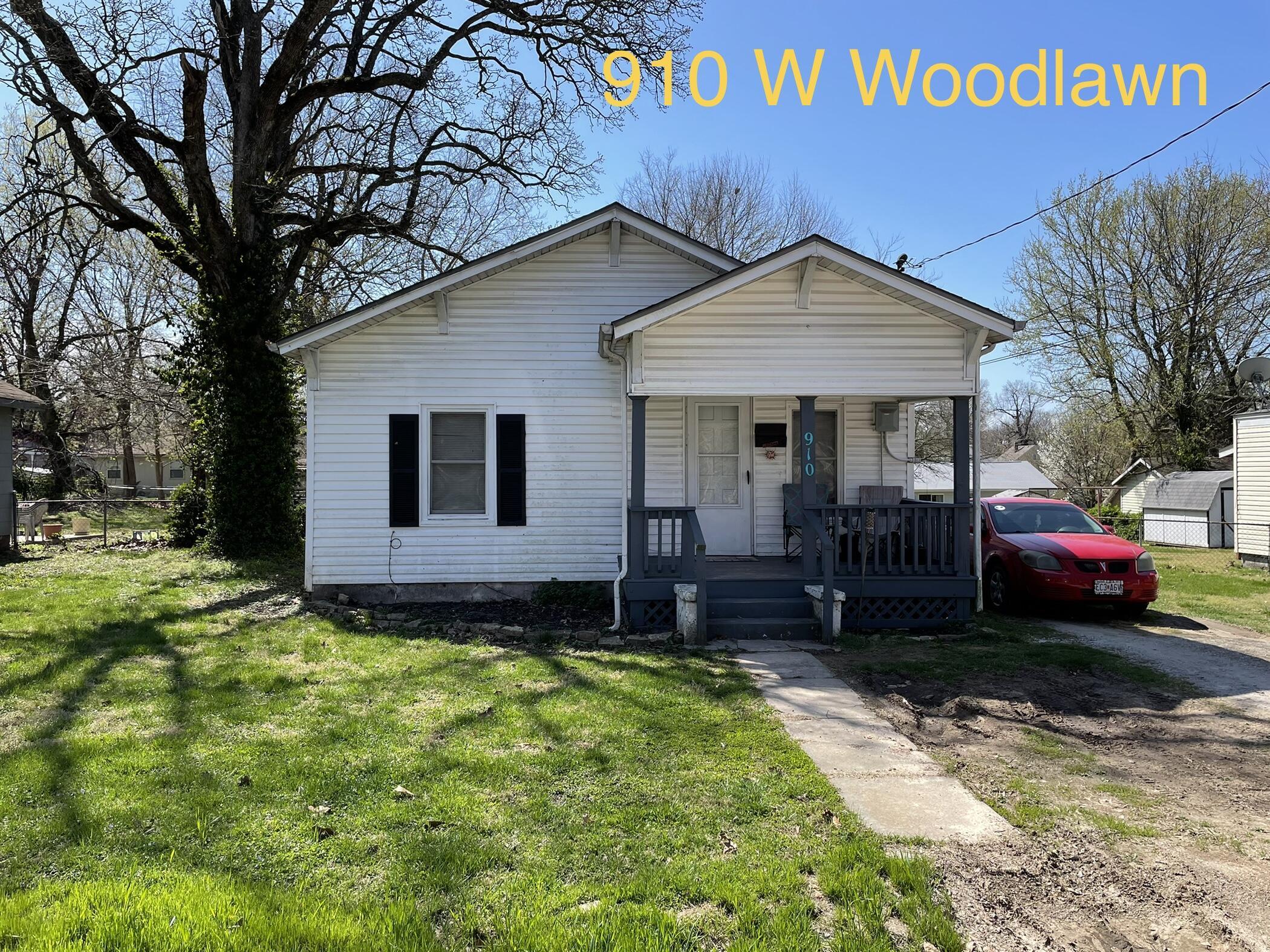 910 West Woodlawn Springfield Mo 65803