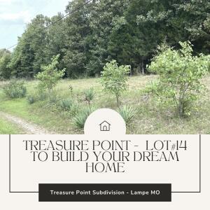 Lot 14 Treasure Point Lampe Mo 65681
