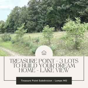 Lot 5 Treasure Point Lampe Mo 65681