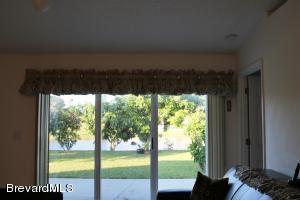 Living room view 941 Bimini Ave