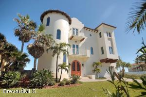 Single Family Home for Sale at 5575 Highway A1a Melbourne Beach, Florida 32951 United States