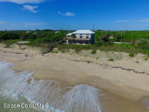 Single Family Home for Sale at 6955 S Highway A1a Melbourne Beach, Florida 32951 United States