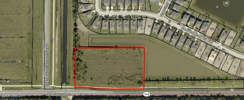 Land for Sale at Address Not Available Palm Bay, Florida 32907 United States