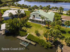 390 Lakeview, Melbourne Beach, FL 32951
