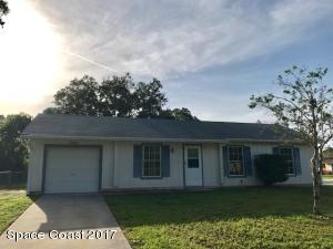 491 Alameda, Palm Bay, FL 32909