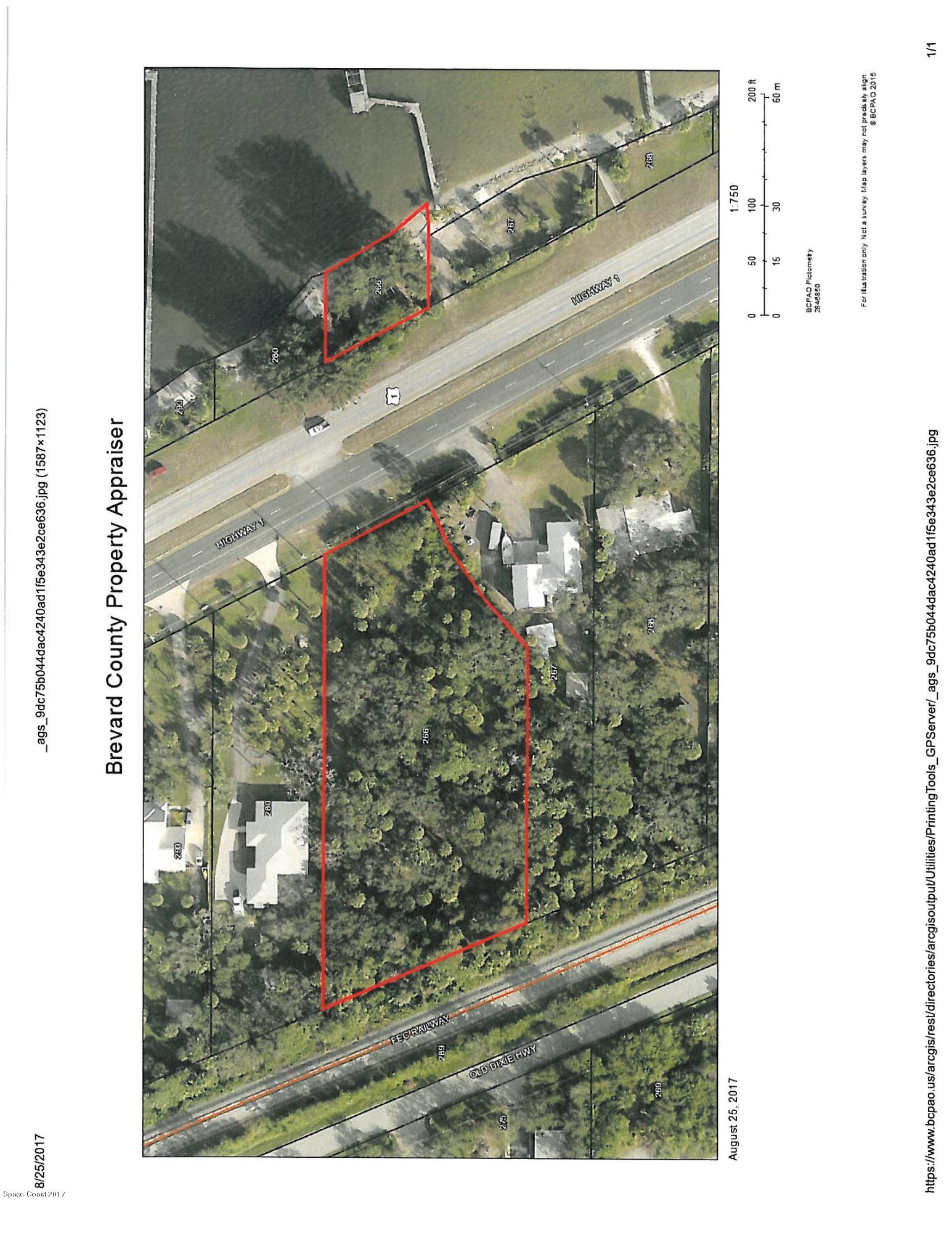 Land for Sale at 4454 Us Hwy 1 Grant, Florida 32949 United States