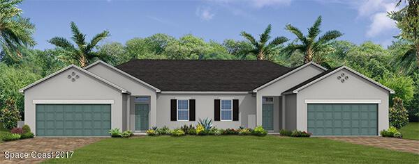 Single Family Home for Sale at 2751 Trasona 2751 Trasona Melbourne, Florida 32940 United States
