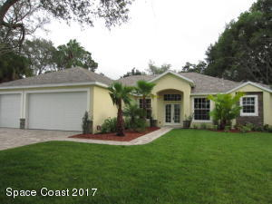 265 MILFORD POINT DRIVE, MERRITT ISLAND, FL 32952  Photo