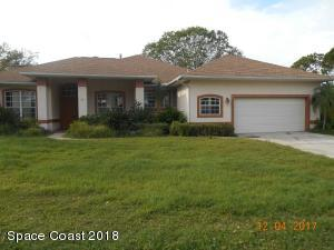 1056 Red Bud, Rockledge, FL 32955