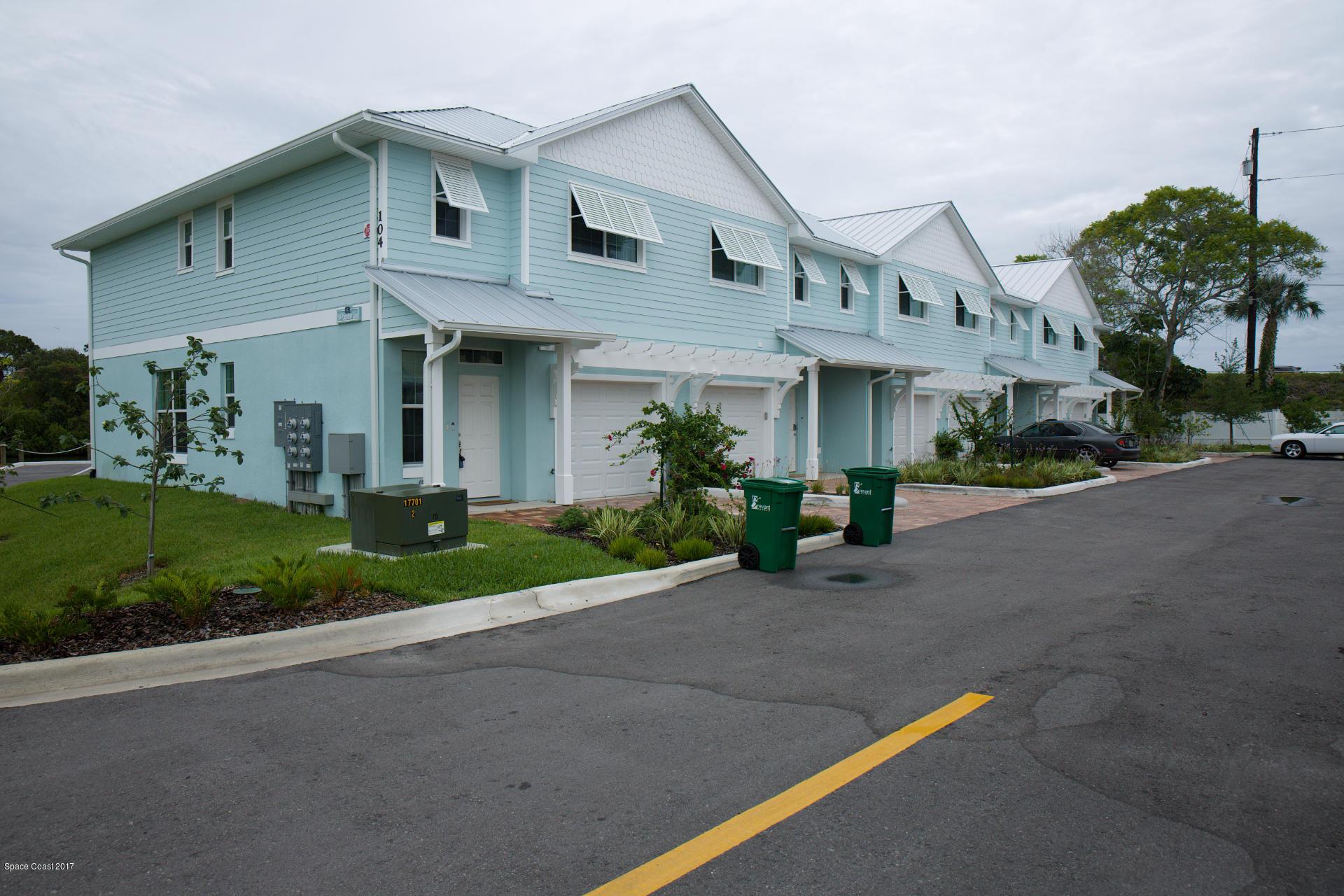 Single Family Home for Rent at 104 Parrotfish 104 Parrotfish Merritt Island, Florida 32953 United States