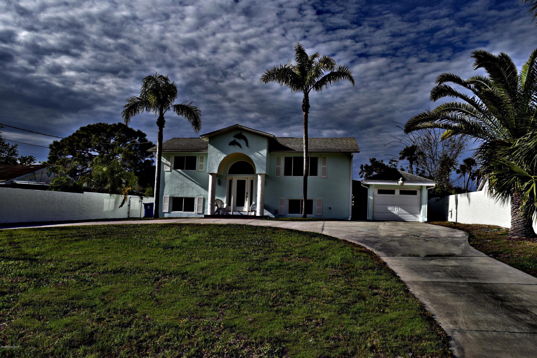 Maison unifamiliale pour l Vente à 191 Hazelwood River Road 191 Hazelwood River Road Edgewater, Florida 32141 États-Unis