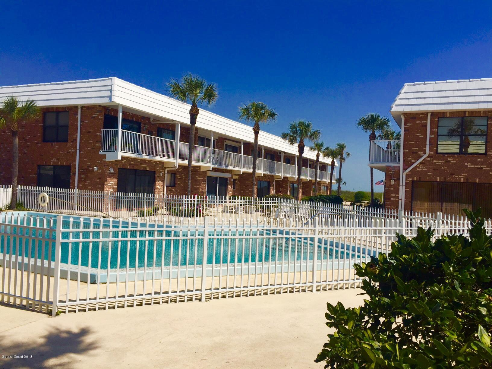 Single Family Homes for Sale at 5000 Ocean Beach Cocoa Beach, Florida 32931 United States