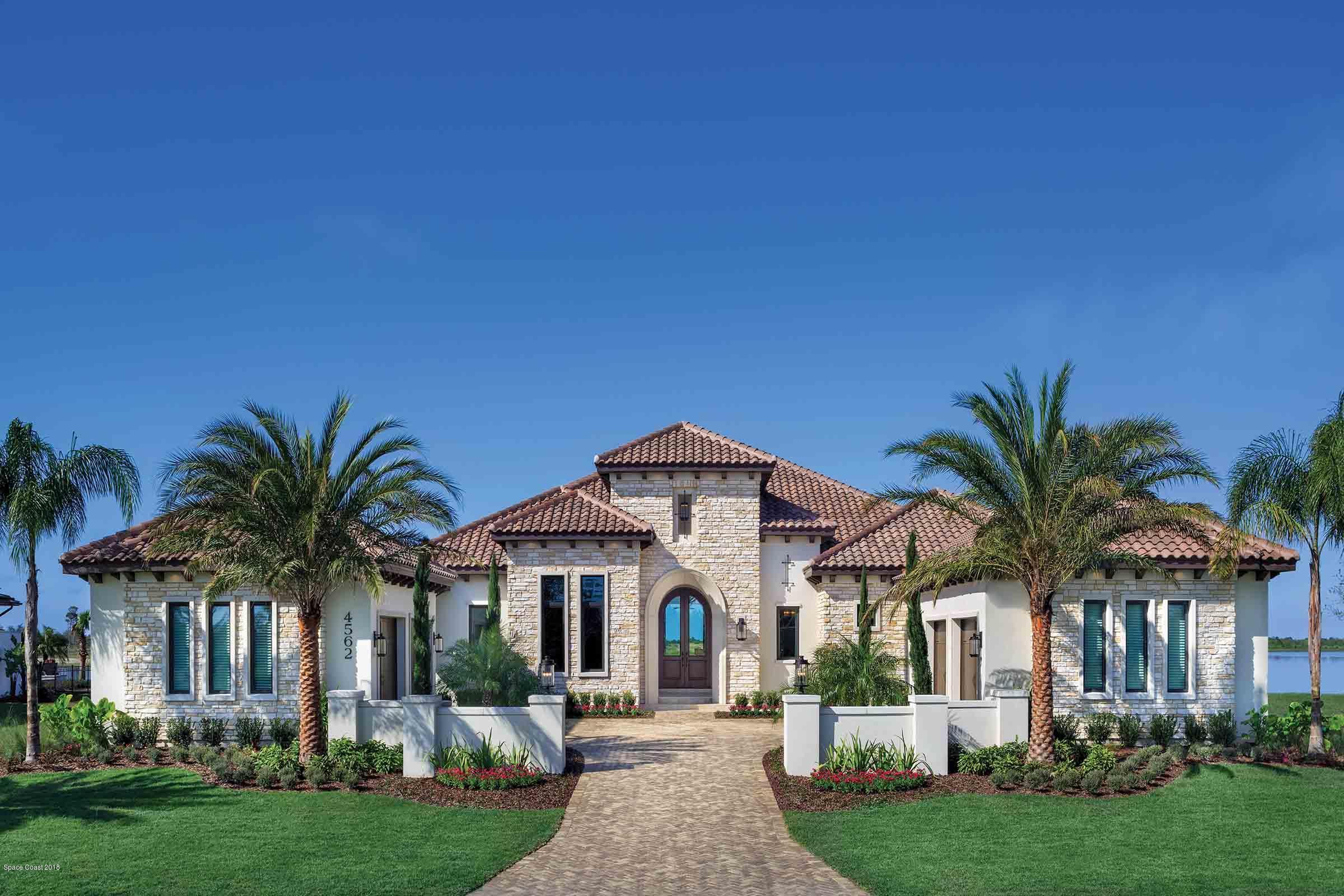Single Family Home for Sale at 4562 Tennyson 4562 Tennyson Rockledge, Florida 32955 United States
