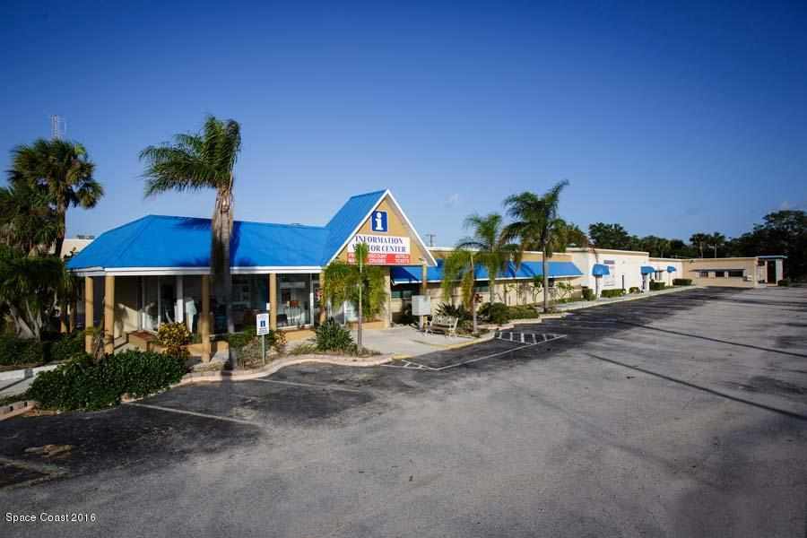 Commerciale per Vendita alle ore 7191 N Atlantic Avenue 7191 N Atlantic Avenue Cape Canaveral, Florida 32920 Stati Uniti