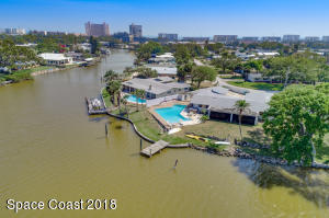 553 CAPRI ROAD, COCOA BEACH, FL 32931  Photo