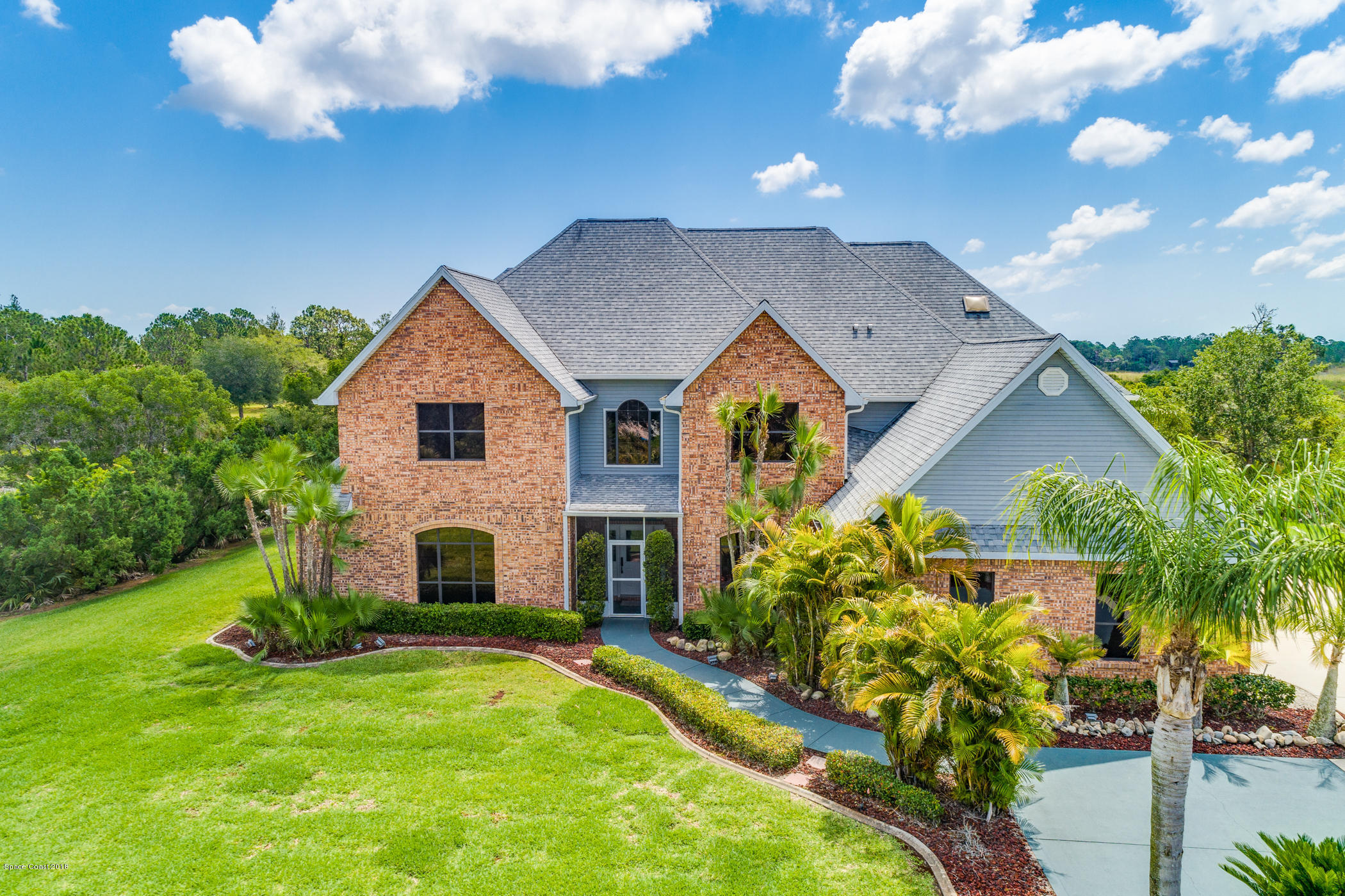 Single Family Home for Sale at 8685 Lake Ridge 8685 Lake Ridge Grant Valkaria, Florida 32909 United States