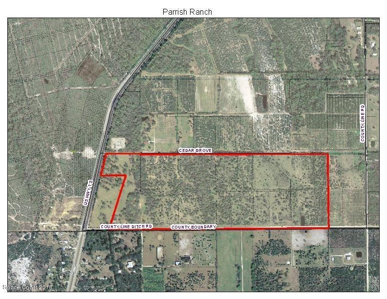Additional photo for property listing at 150 Countylineditch (Us1&Cedar Gr) 150 Countylineditch (Us1&Cedar Gr) Oak Hill, Florida 32759 Usa