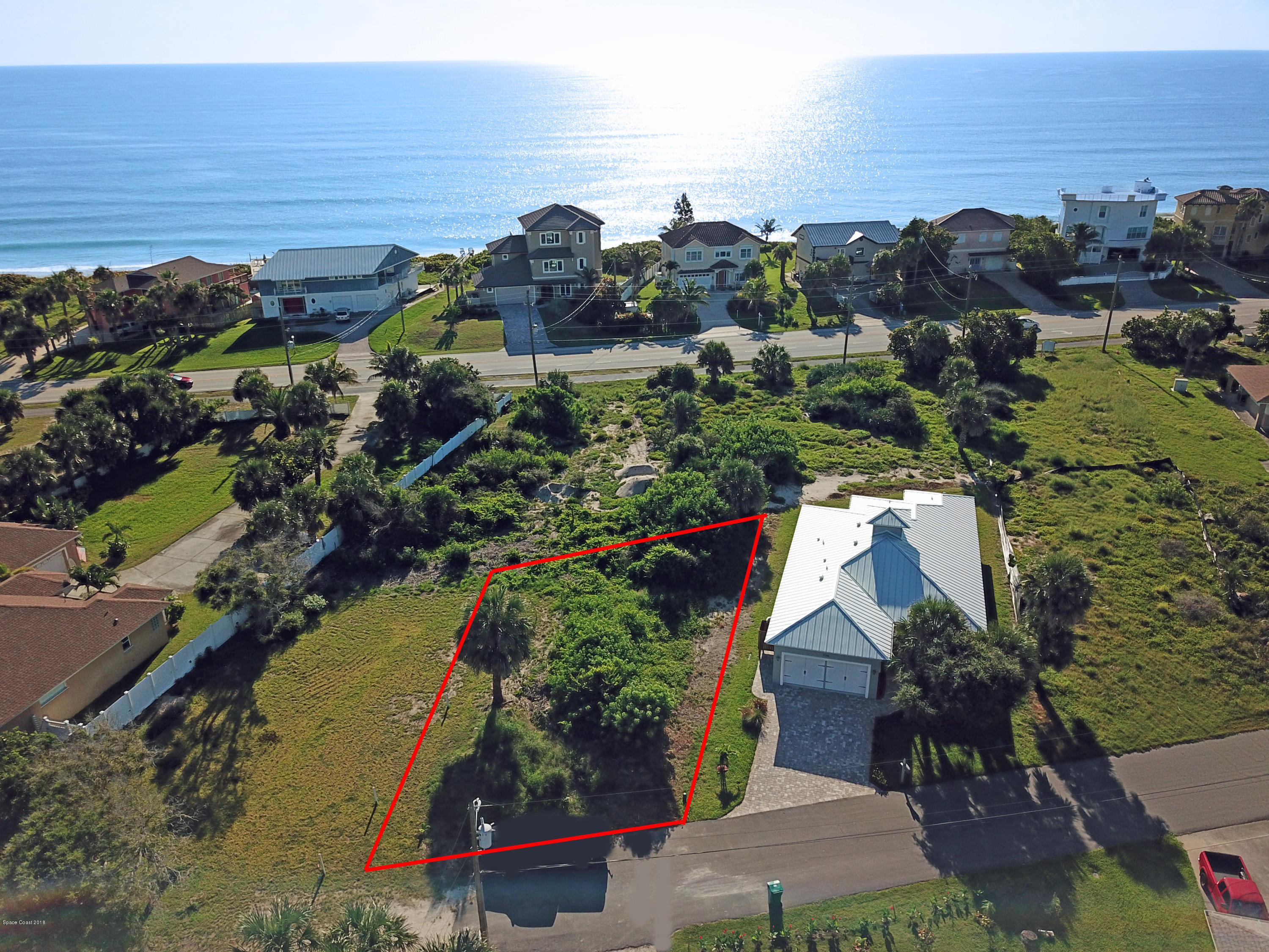 Land for Sale at 7304 Stuart Melbourne Beach, Florida 32951 United States