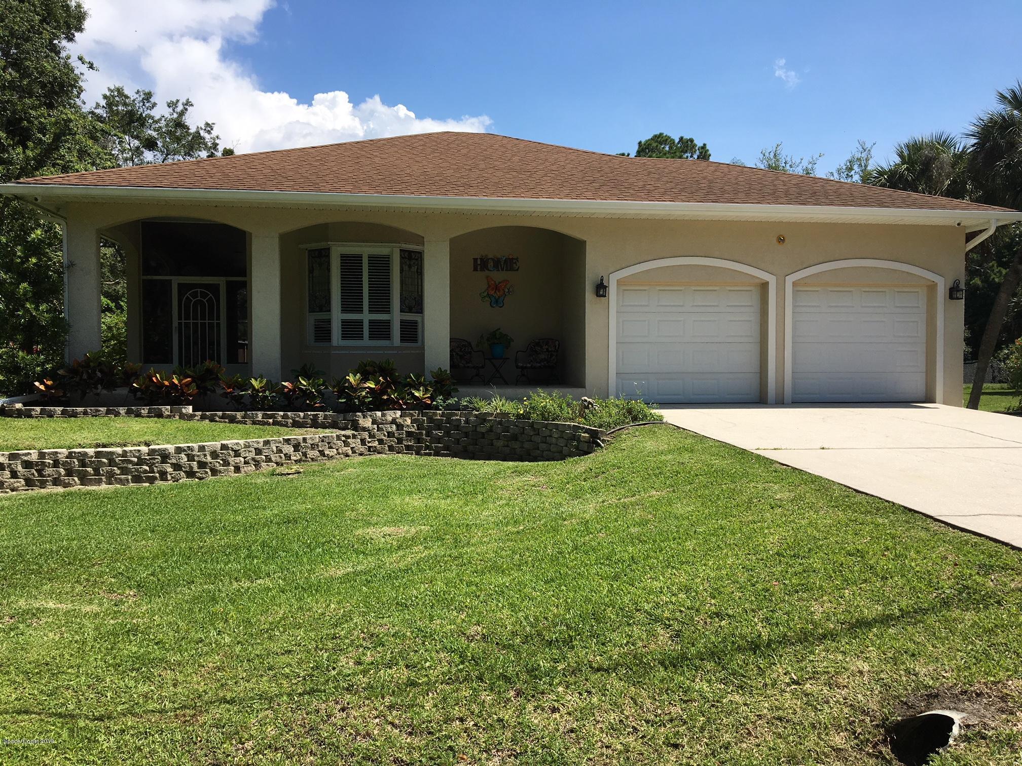 Enfamiljshus för Försäljning vid 6587 Canal 6587 Canal Melbourne Village, Florida 32904 Usa