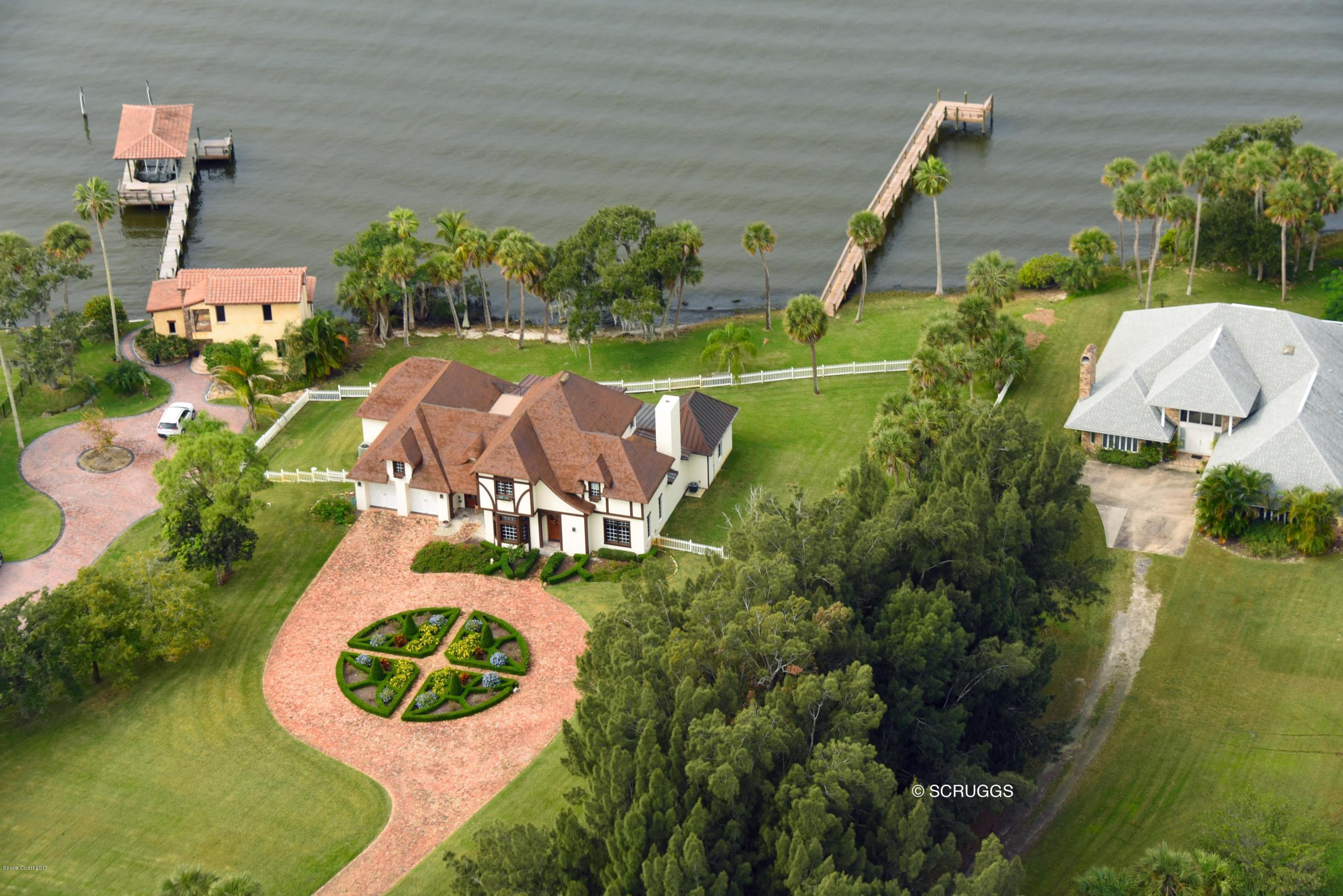 Single Family Homes for Sale at 7021 S Tropical Merritt Island, Florida 32952 United States