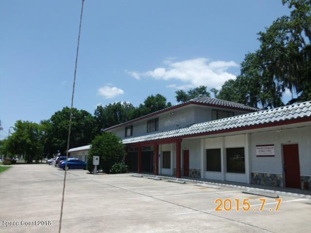 Commercial for Rent at 117 S Park Titusville, Florida 32796 United States