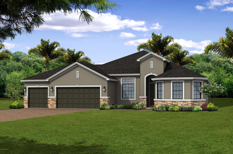 Single Family Home for Sale at 3099 Trasona 3099 Trasona Melbourne, Florida 32940 United States