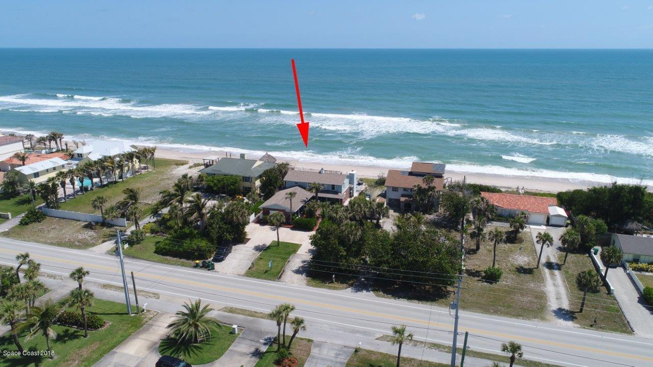 Single Family Home for Sale at 6775 S Highway A1a 6775 S Highway A1a Melbourne Beach, Florida 32951 United States