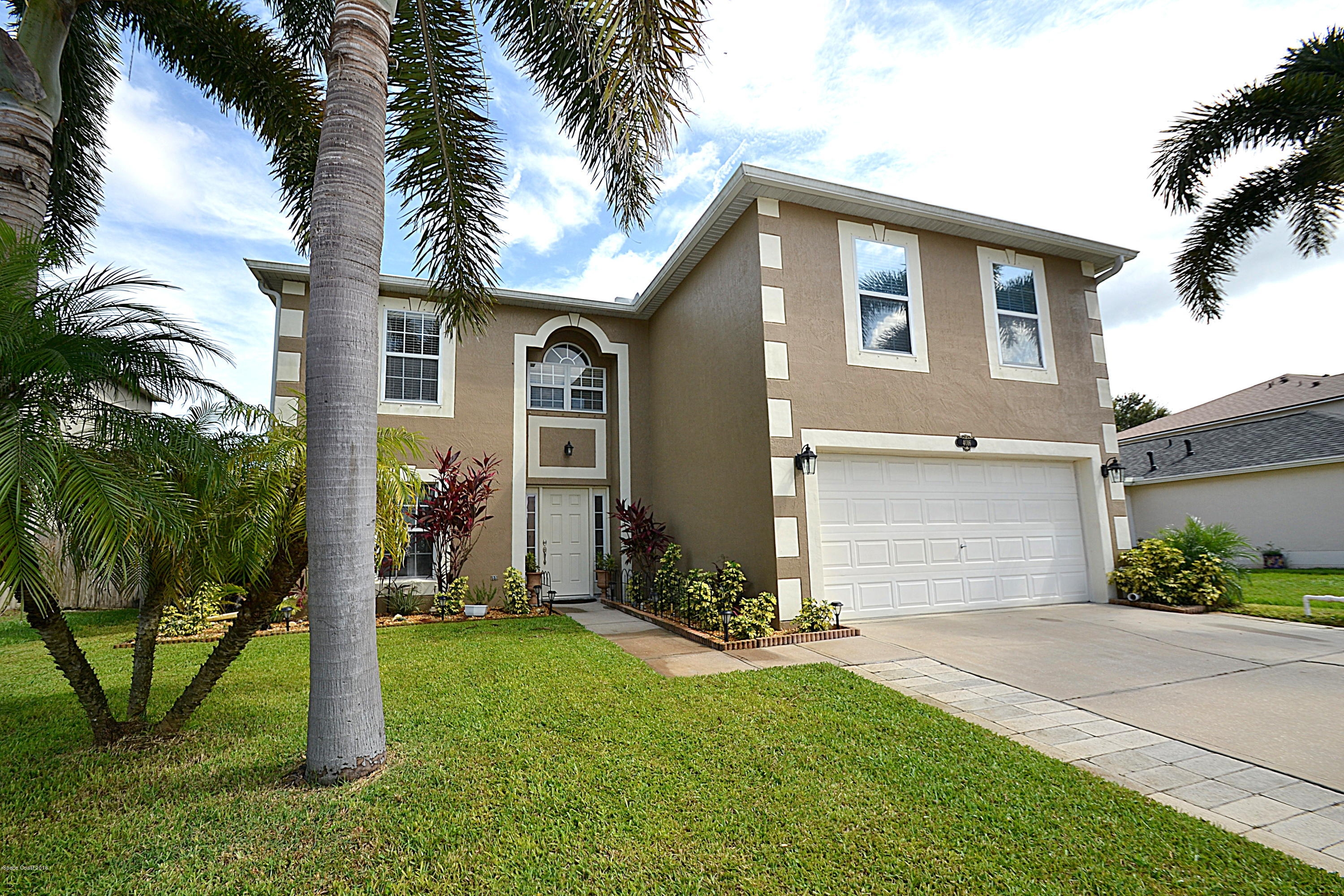 Single Family Home for Sale at 4016 Four Lakes 4016 Four Lakes Melbourne, Florida 32940 United States