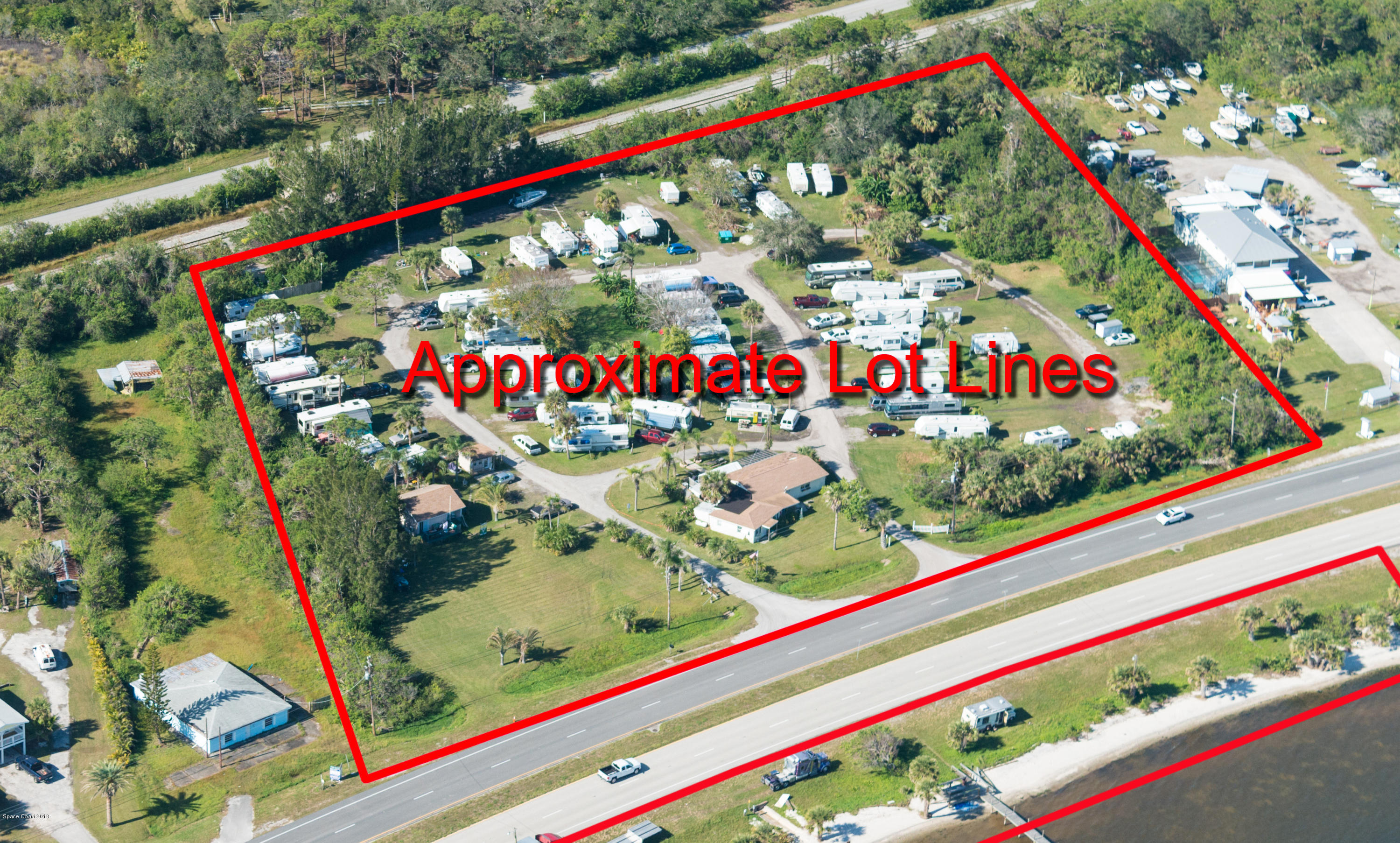 Commercial for Sale at Address Not Available Grant Valkaria, Florida 32949 United States