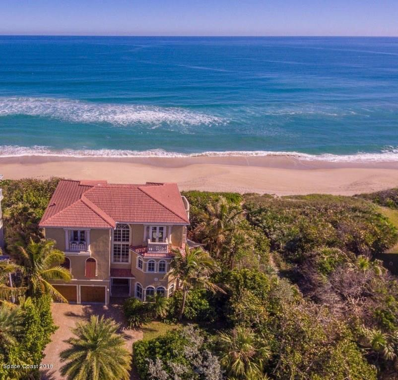 Single Family Home for Sale at 7797 Highway A1a 7797 Highway A1a Melbourne Beach, Florida 32951 United States