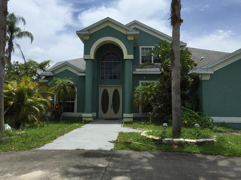 Casa para uma família para Venda às 2835 Hard Way 2835 Hard Way Malabar, Florida 32950 Estados Unidos