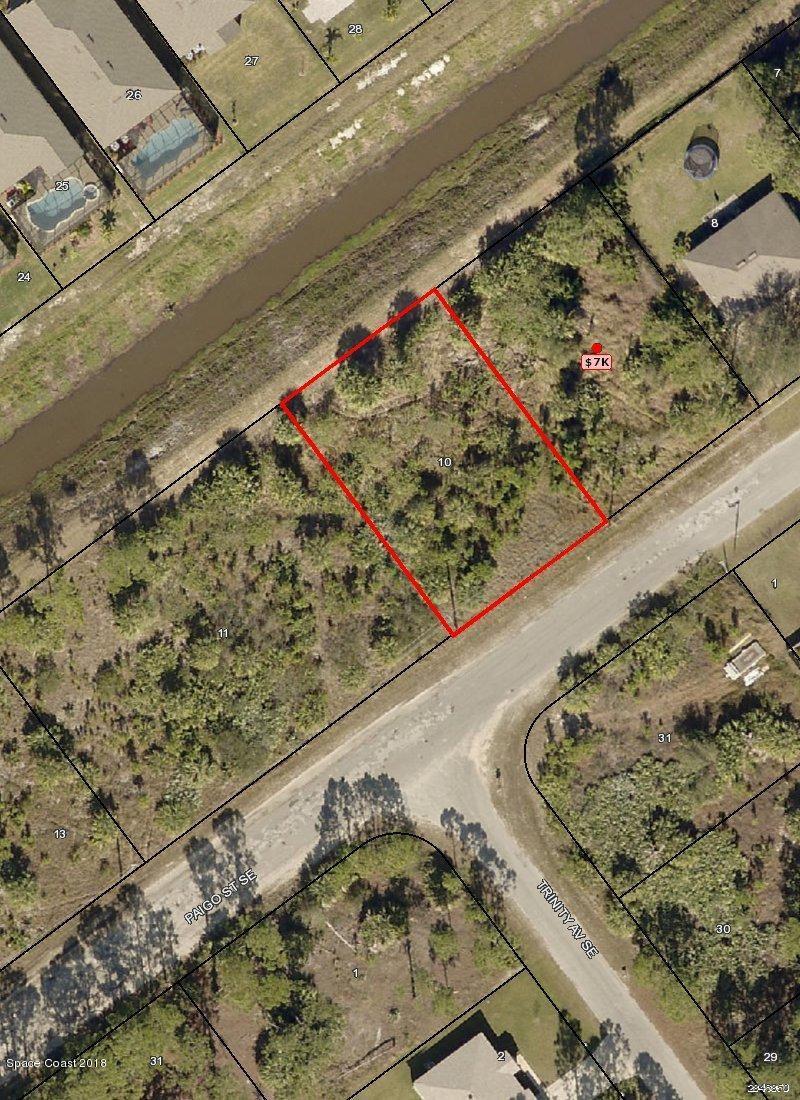 Land for Sale at 639 Paigo Palm Bay, Florida 32909 United States