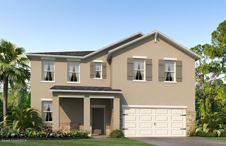 獨棟家庭住宅 為 出售 在 506 Horsemint 506 Horsemint West Melbourne, 佛羅里達州 32904 美國