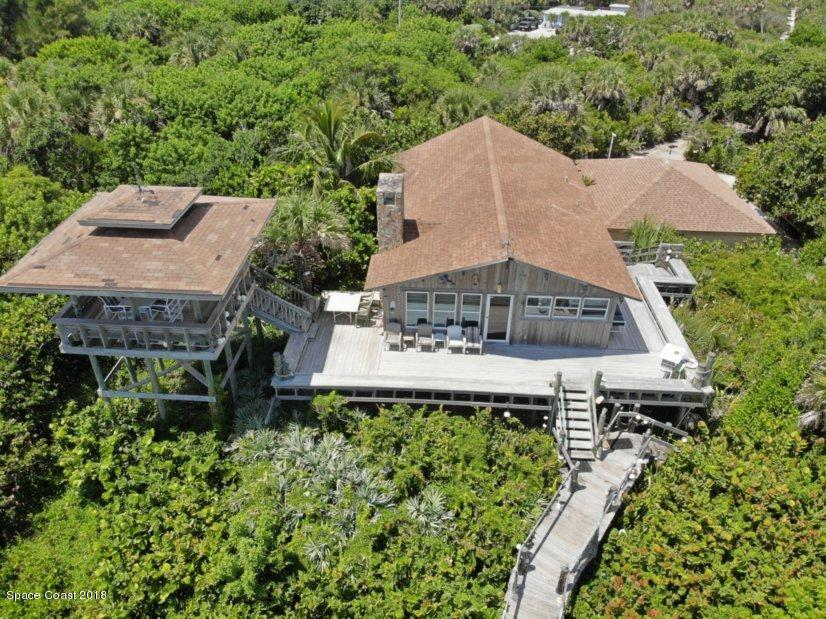 Single Family Home for Sale at 9025 S Highway A1a 9025 S Highway A1a Melbourne Beach, Florida 32951 United States
