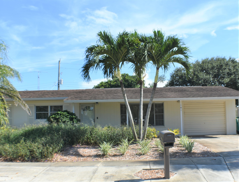 Tek Ailelik Ev için Kiralama at 141 E Coral 141 E Coral Indialantic, Florida 32903 Amerika Birleşik Devletleri