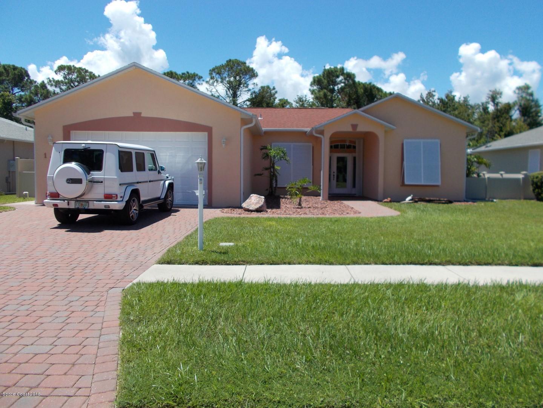 Maison unifamiliale pour l Vente à 126 San Remo 126 San Remo Edgewater, Florida 32141 États-Unis