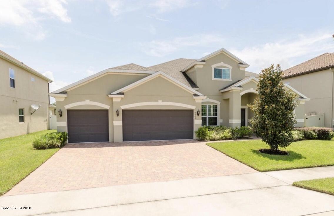 Einfamilienhaus für Verkauf beim 4965 Cypress Hammock 4965 Cypress Hammock St. Cloud, Florida 34771 Vereinigte Staaten