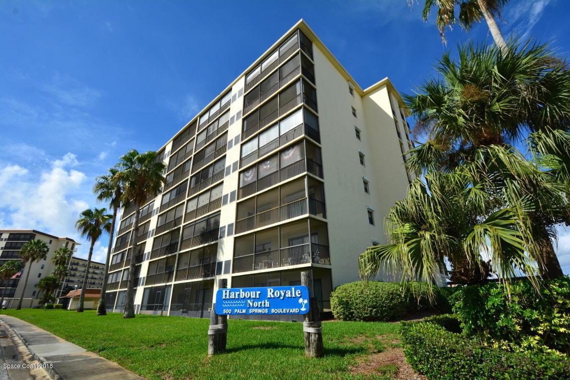 Enfamiljshus för Hyra vid 500 Palm Springs 500 Palm Springs Indian Harbour Beach, Florida 32937 Usa
