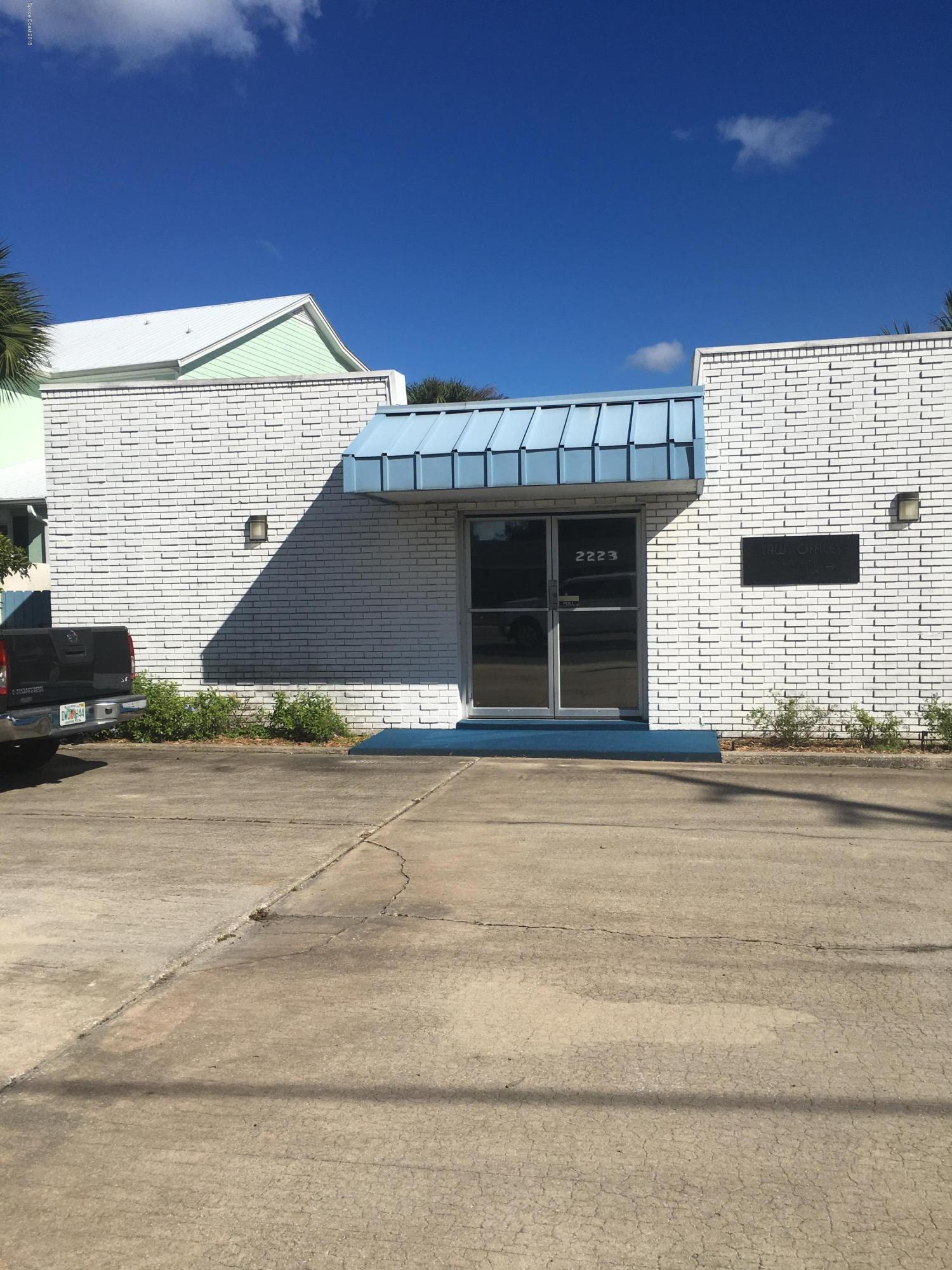 Commercial for Sale at 2223 S Washington Avenue 2223 S Washington Avenue Titusville, Florida 32780 United States