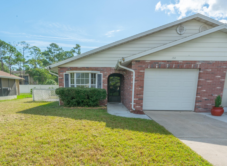 단독 가정 주택 용 매매 에 150 Woodbridge 150 Woodbridge Daytona Beach, 플로리다 32119 미국