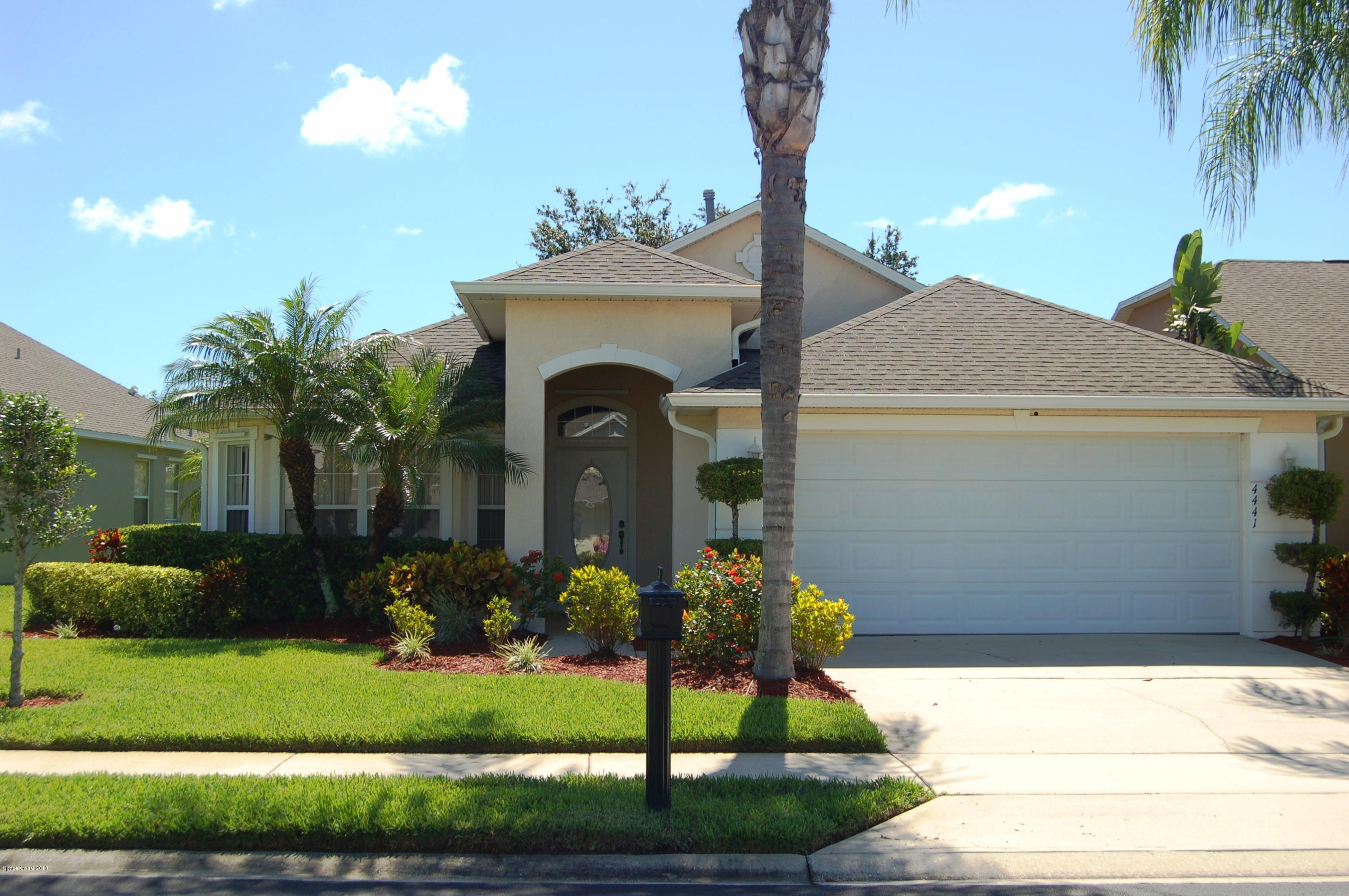 House for Rent at 4441 Portage 4441 Portage Melbourne, Florida 32940 United States