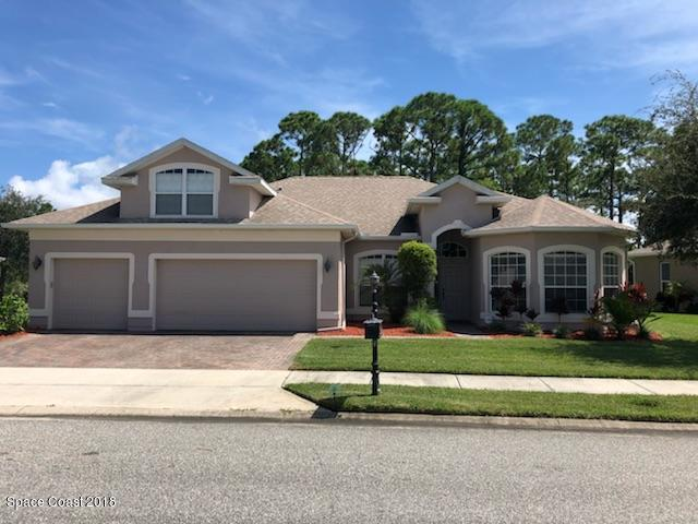 Single Family Homes for Sale at 1409 Tipperary Melbourne, Florida 32940 United States